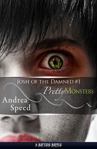 Book Cover Pretty Monsters by Andrea Speed