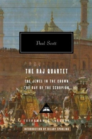 The Raj Quartet (1): The Jewel in the Crown, The Day of the Scorpion Book Pdf ePub