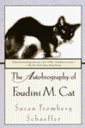 Reading books The Autobiography of Foudini M. Cat