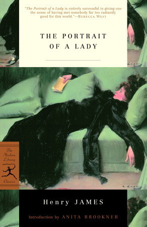 Image result for book cover the portrait of a lady