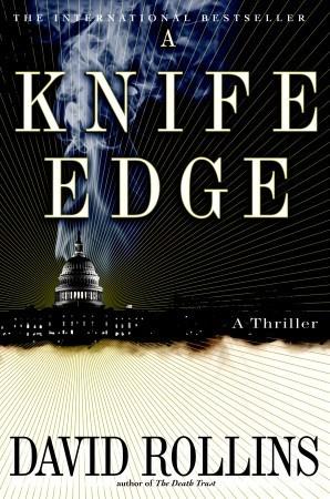 A Knife Edge (Vin Cooper, #2)