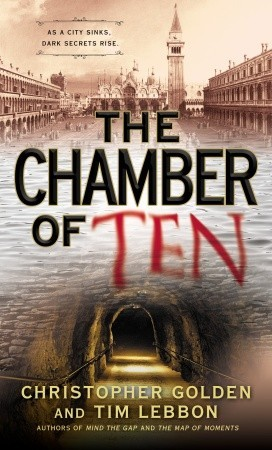 The Chamber of Ten (Hidden Cities, #3)