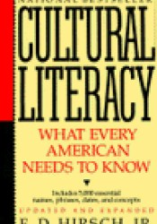 Cultural Literacy: What Every American Needs to Know Pdf Book