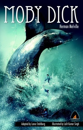 Moby Dick (Campfire Graphic Novels)