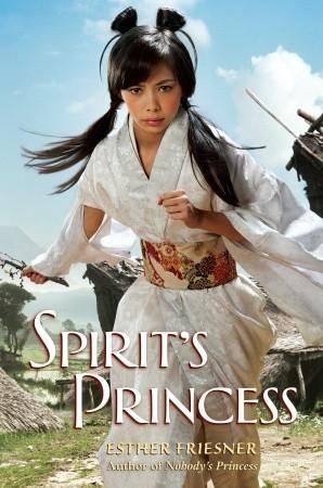 Spirit's Princess (Spirit's Princess, #1)