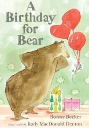 A Birthday for Bear Pdf Book