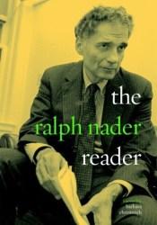 The Ralph Nader Reader Pdf Book