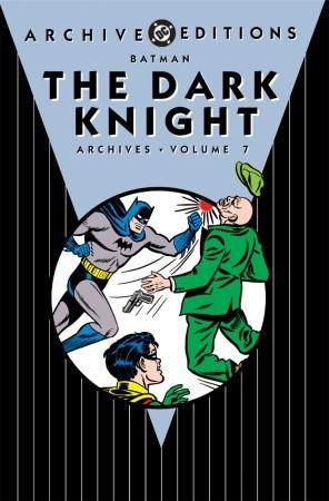 Batman: The Dark Knight Archives, Vol. 7