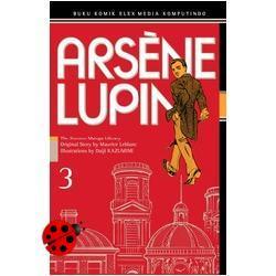 Arsene Lupin Vol. 3
