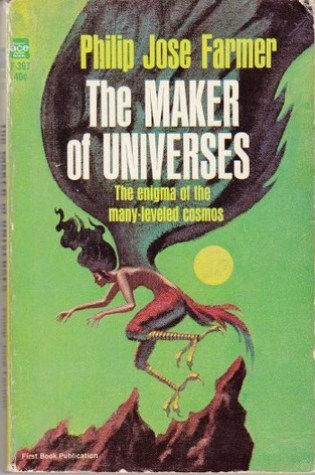The Maker of Universes (World of Tiers, #1) Book Pdf ePub