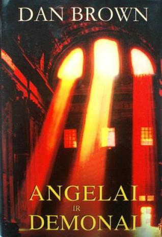 Angelai ir demonai (Robertas Lengdonas, #1)