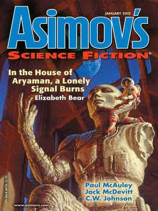 Asimov's Science Fiction, January 2012