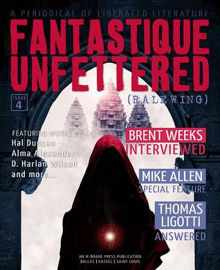 Fantastique Unfettered #4