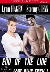 End of the Line (Lady Blue Crew #1) Pdf Book