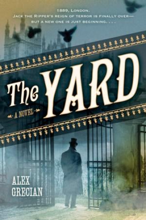 The Yard (Scotland Yard's Murder Squad, #1)
