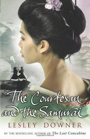 The Courtesan and the Samurai (The Shogun Quartet #3)