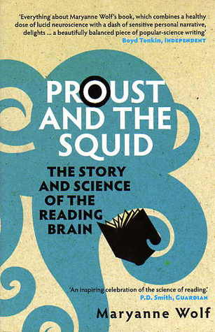 The UK version of Proust and the Squid