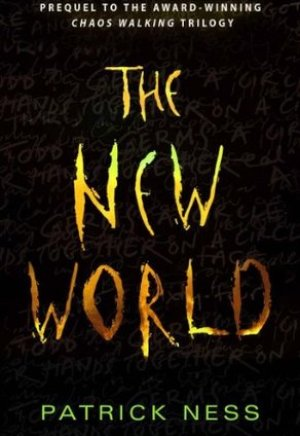 #Printcess review of The New World by Patrick Ness