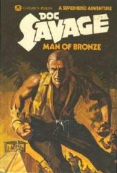 The Man of Bronze (Doc Savage, #1) Pdf Book