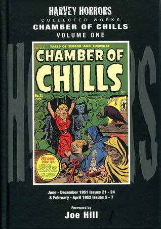 Harvey Horrors Collected Works: Chamber of Chills, Vol. 1