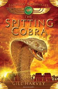 The Spitting Cobra (Egyptian Chronicles, #1)