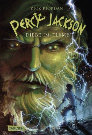 Diebe im Olymp (Percy Jackson, #1)