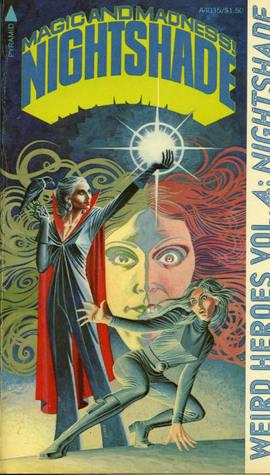 Weird Heroes: Nightshade