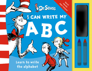 Dr. Seuss Learn To Write Abc