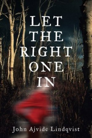 Reading books Let the Right One In