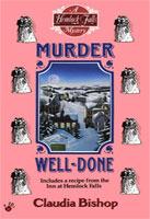Murder Well-Done (Hemlock Falls Mysteries, #4)