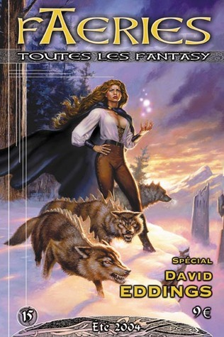 Spécial David Eddings (Faeries #15)