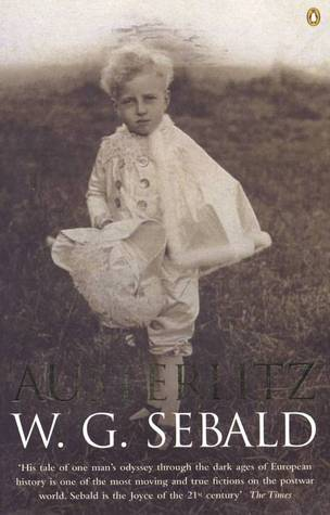 Image result for austerlitz sebald