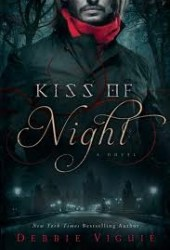 Kiss of Night (Kiss Trilogy, #1)