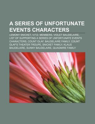 A Series of Unfortunate Events Characters