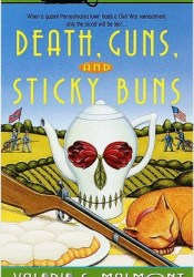 Death, Guns, and Sticky Buns (Tori Miracle, #3) Pdf Book