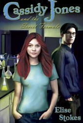 Cassidy Jones and the Secret Formula (Cassidy Jones Adventures, #1) Pdf Book