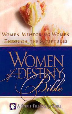 Women Of Destiny Bible: Women Mentoring Women Through The Scriptures