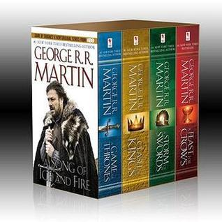 A Song of Ice and Fire (A Song of Ice and Fire, #1-4)