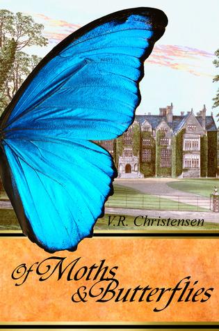 Of Moths and Butterflies (The Metamorphosis Series, #1)
