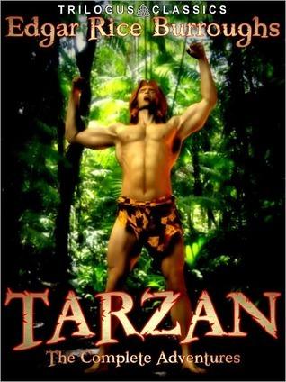 Tarzan: The Complete Adventures