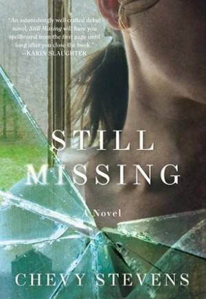 #Printcess review of Still Missing by Chevy Stevens