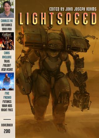 Lightspeed Magazine, November 2010