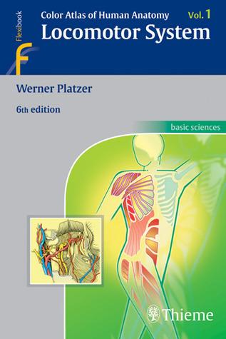 Color Atlas Of Human Anatomy, Vol.1 Locomotor System