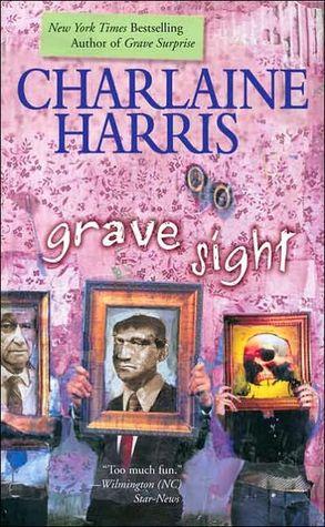 Grave Sight (Harper Connelly, #1)
