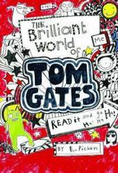 The Brilliant World of Tom Gates (Tom Gates, #1) Book Pdf