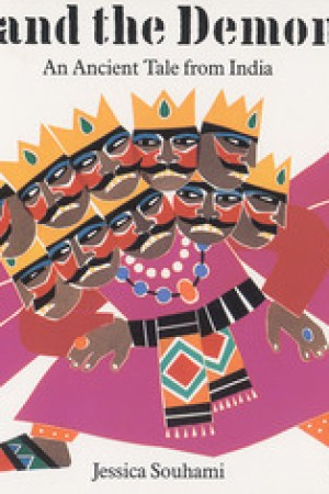Rama and the Demon King, Gujarati/English-Language Edition: An Ancient Tale from India