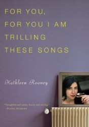 For You, for You I am Trilling These Songs Pdf Book