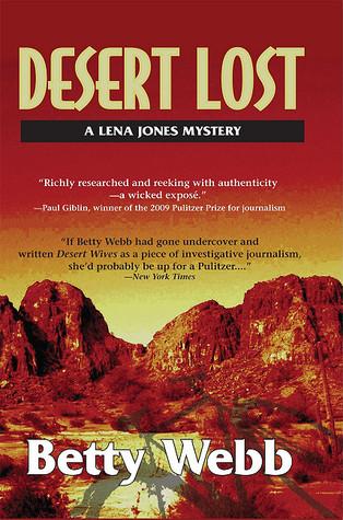 Desert Lost (A Lena Jones Mystery #6)