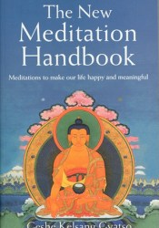 The New Meditation Handbook: Meditations to Make Our Life Happy and Meaningful Pdf Book