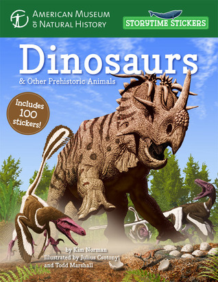 Storytime Stickers: Dinosaurs: Other Prehistoric Animals